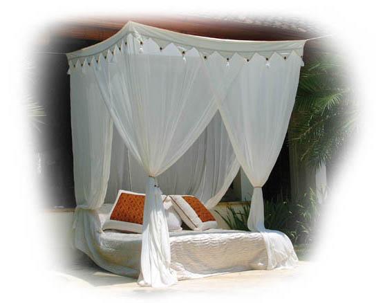 wundersch nes moskitonetz baldachin betthimmel ebay. Black Bedroom Furniture Sets. Home Design Ideas