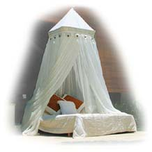 baldachin moskitonetz